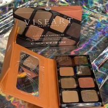 NEW IN BOX SOLD OUT Viseart Apricotine Petit Pro 4 *8 Stunning Shades image 7