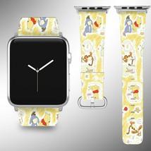 Winnie the Pooh Apple Watch Band 38 40 42 44 mm Disney 1 2 3 4 Wrist Strap 3 - $24.99+