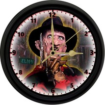 Freddy Krueger 8in. Unique Homemade Wall Clock w/ Battery Included - $23.97