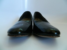 "Hush Puppies Womens Black 1.25"" Heel Shoes Size 9M Made in USA! - £20.21 GBP"