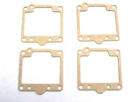 81-85 KAWASAKI LTD 1100  CARBURETOR FLOAT BOWL GASKETS * FREE SHIP *  75... - $8.90