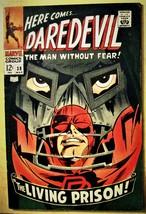 Daredevil# 38 Mar 1968 2nd Dr Doom In Dd, Ff App Colan Cover/Art Key: 7.5 VF-. - $45.00