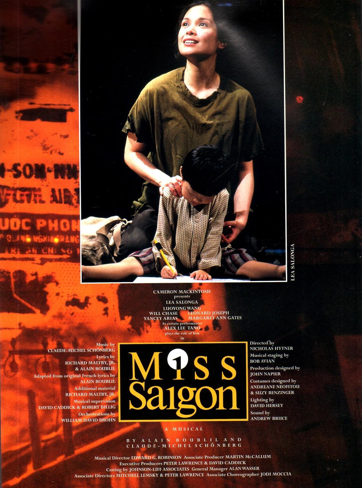 Miss Saigon (Play Book) image 4