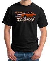 Camaro Orange Muscle Car 1967-68-69 Model T Shi... - $15.00 - $18.50