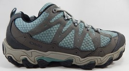 Oboz Luna Women's Hiking / Trail Running Shoes Size US 10 M (B) EU 41.5 Gray