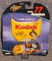 2004 Winners Circle Nascar # 77 Brendan Gaughan Wizard Of Oz Kodak Die Cast Car - $19.99