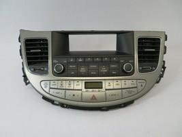 #7991A Hyundai Genesis 09 10 11 12 Center Dash Radio Temp Climate Control Switch - $45.00