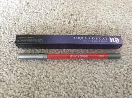 NIB UD Urban Decay 24/7 Glide-On Long Wear Lip Pencil Streak Full Size NEW - $23.33