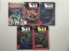 Lot of 10 Batman Shadow of the Bat (1992) #1-9 and Annual 1 VF Very Fine - $19.80
