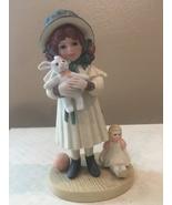 "Jan Hagara ""Lesley"" Limited Edition 1985-86 Figurine - $25.00"