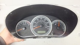 2009 Subaru Impreza INSTRUMENT CLUSTER 85003FG090  (31,708 miles) #19B - $33.74