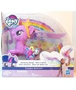 My Little Pony Rainbow Wings Twilight Sparkle Lights and Movable Wings - $18.98