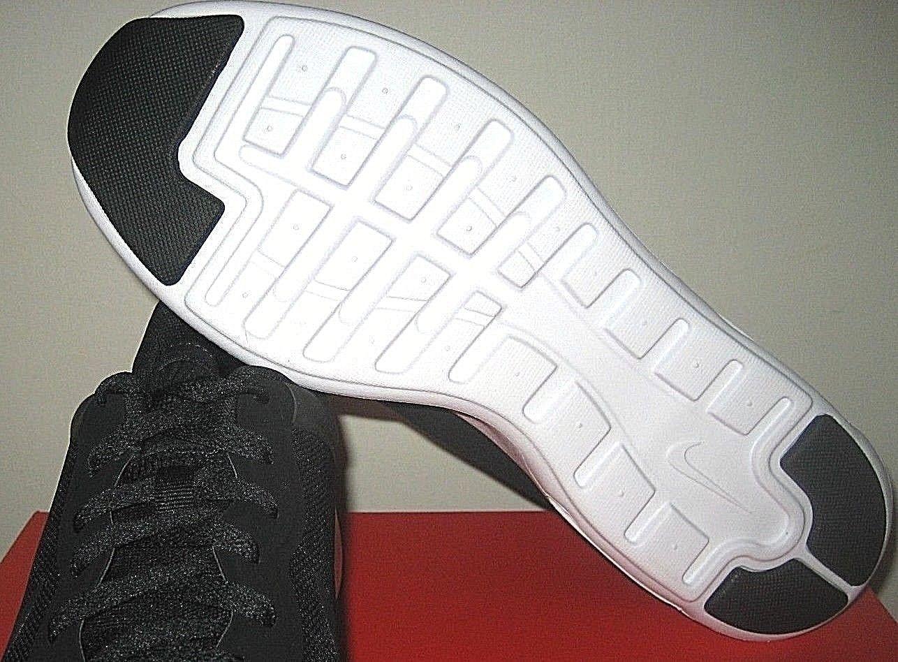 Nike Mens Air Max Modern Essential Running Shoes Black White 844874 001 New