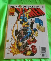 THE UNCANNY X-MEN by Marvel Comics  #339 Dec. 1996 GD-VG - $6.29