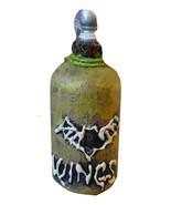 Bat Wings Ingredient Bottle Halloween Decor Prop Handmade Goods - $6.00