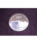 2007 Olympia Polar Bear Swim Club Pinback Button, Pin, 23rd Annual - $6.95