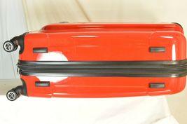 "Traveler's Choice 29"" Sedona new spinner red polycarbonate shell combo lock image 10"