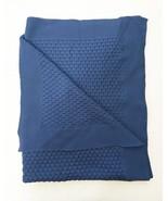 MIMISOL Kids Knit MNC022 Baby Blanket Blue - $112.29