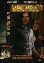 Vacancy (2007) DVD