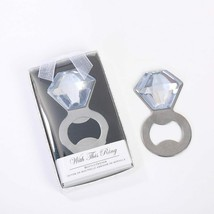 Bottle Opener Creative Diamond Ring Bicycle Beer Personalized Favors And... - $4.09