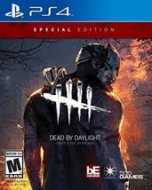 Dead by Daylight - Special Edition - PS4 PlayStation 4 - [NEW] - $29.99