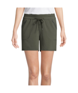 St. John's Bay Active Pull-On Shorts New Size S, M, L, XL, XXL Hutchinso... - $14.99