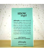 Philosophy Spray Fragrance Eau De Toilette in Snow Angel 120 ml/4 fl. oz... - $43.71