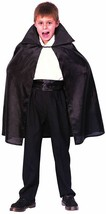 DRACULA CAPE CHILDS MEDIUM, CHILDRENS CHILDS COSTUME, HALLOWEEN, NOVELTY... - $10.05