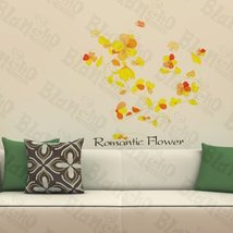 Happiness Blossom - Wall Decals Stickers Appliques Home Dcor - $10.87