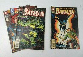 DC Comics Batman #512-514 AND Detective Comics Batman #679 1994-1995 - $14.99