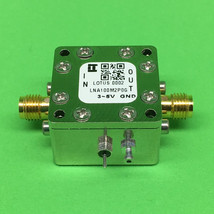 Amplifier LNA Module 100MHz to 2.0GHz with Ultra Low Noise Figure 0.45dB - $78.00
