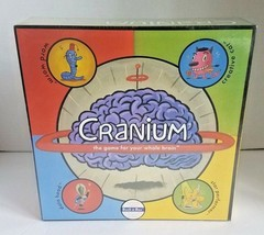 Cranium The Original Board Game Family 2002 The Game For Your Whole Brain - $26.95