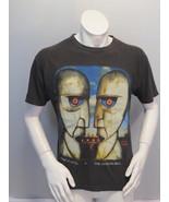 Vintage Pink Floyd Shirt - Division Bell Album Cover Graphic - Men's Large  - $75.00