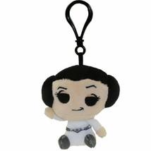 Star Wars Classic Princess Leia Mystery Mini Plush Keychain Backpack Clip! - $4.99