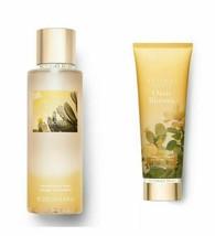 NEW Victoria Secret Oasis Bloom Fragrance Spray & Lotion New - $25.74