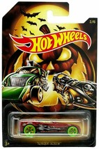 Mattel Hot Wheels Halloween 2019 Scary Cars 2/6 - $6.92