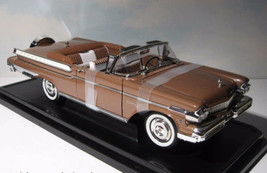 ~ 1957 Mercury Turnpike Cruiser convertible - 1:18 Yat Ming Road Signatu... - $24.50