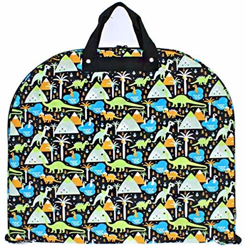 Dinosaur Print Boys Garment Bag Travel Luggage