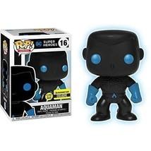 Funko Pop! Vinyl Justice League Aquaman Silhouette Glow in The Dark DC C... - $9.79