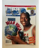 Orlando Magic Magazine Shaquille O'Neal Cover 1994 Dream Team - $8.00