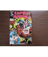 Captain America 352  VF/NM Condition MARVEL Comics  1989    - $10.00