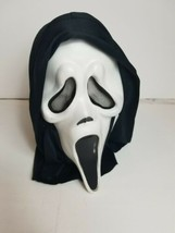 Scream Movie Ghostface Halloween Mask And Hood Easter Unlimited Horror - £37.19 GBP