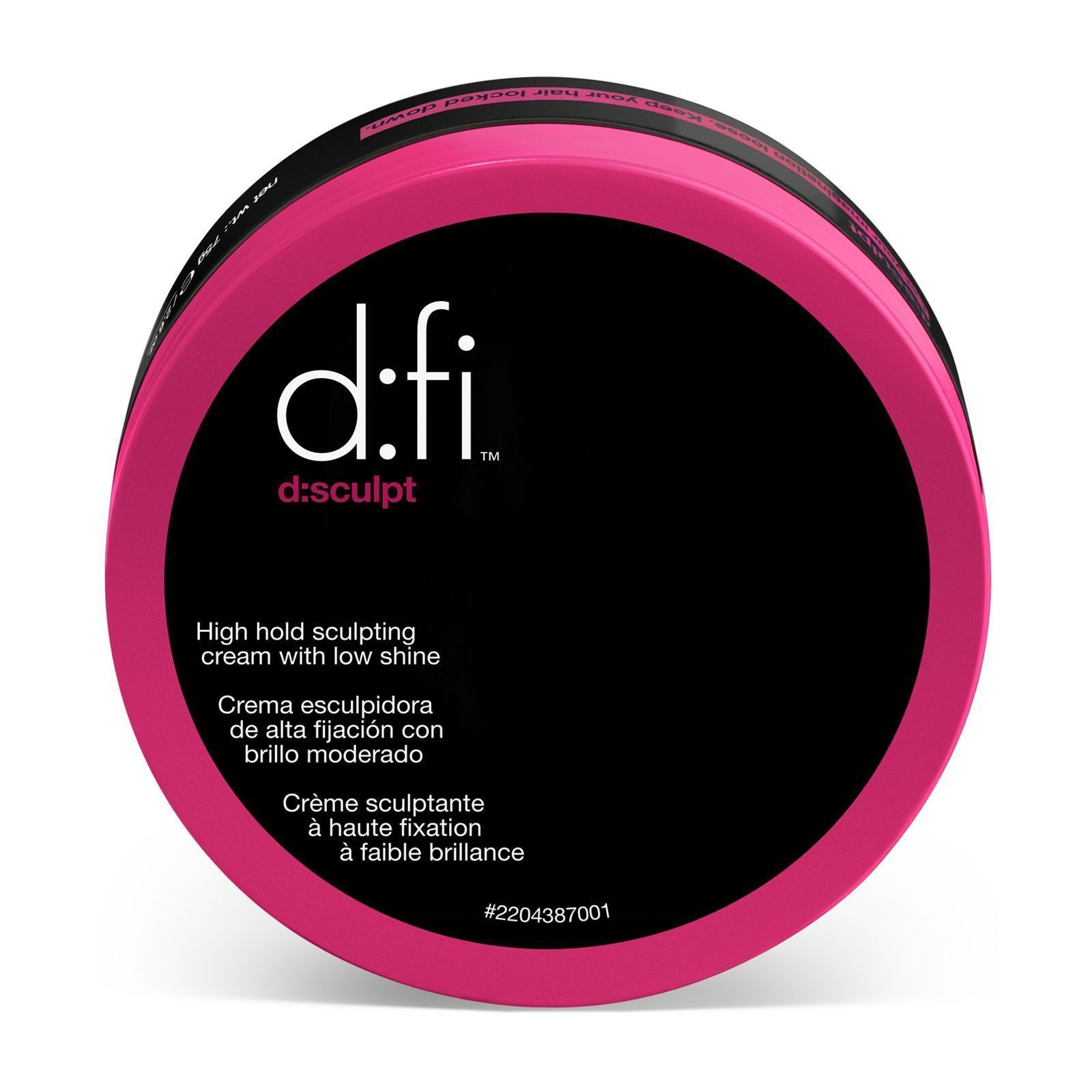 Primary image for American Crew d:fi d:sculpt high hold low shine hair sculptor 2.6 oz