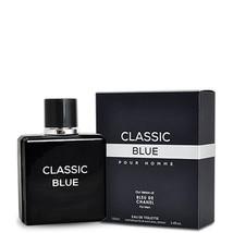 Classic Blue Cologne EDT 3.4 oz Spray Our Version of Bleu De Chanel - $12.00
