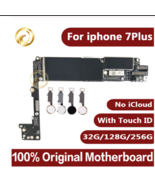 32GB / 128GB / for iphone 7Plus Motherboard with/without Touch ID,Original  - $143.32+