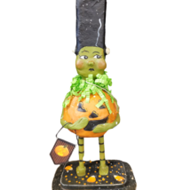 Trick or Treat Bride Halloween Figurine - $22.99