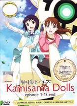 Kamisama Dolls Anime DVD Ship from USA