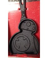 Star Wars Christmas BB-8 Baking Skillet Cast Iron Plus Cookie Mix New - $12.82