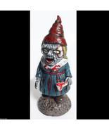 Bloody Zombie GNOME-BIE-ETT GIRL Walking Dead Horror Prop Garden Yard De... - $34.62