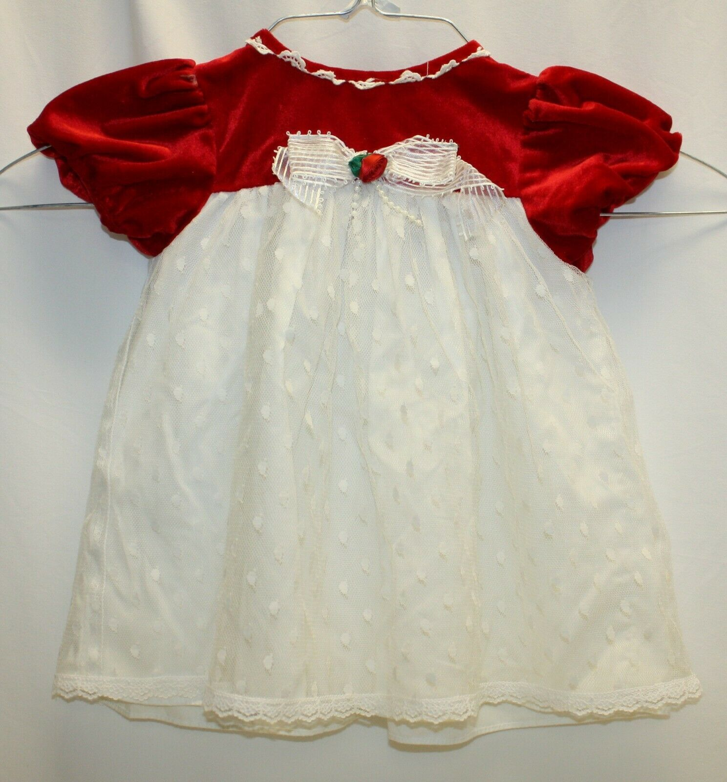 Primary image for Nutcracker Christmas Dress Size 2T